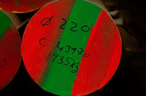 Acero de cementación 15NiCr13 - AUSA