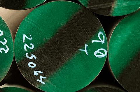 Legierter gehärteter und angelassener Stahl 42CrMo4 - AUSA