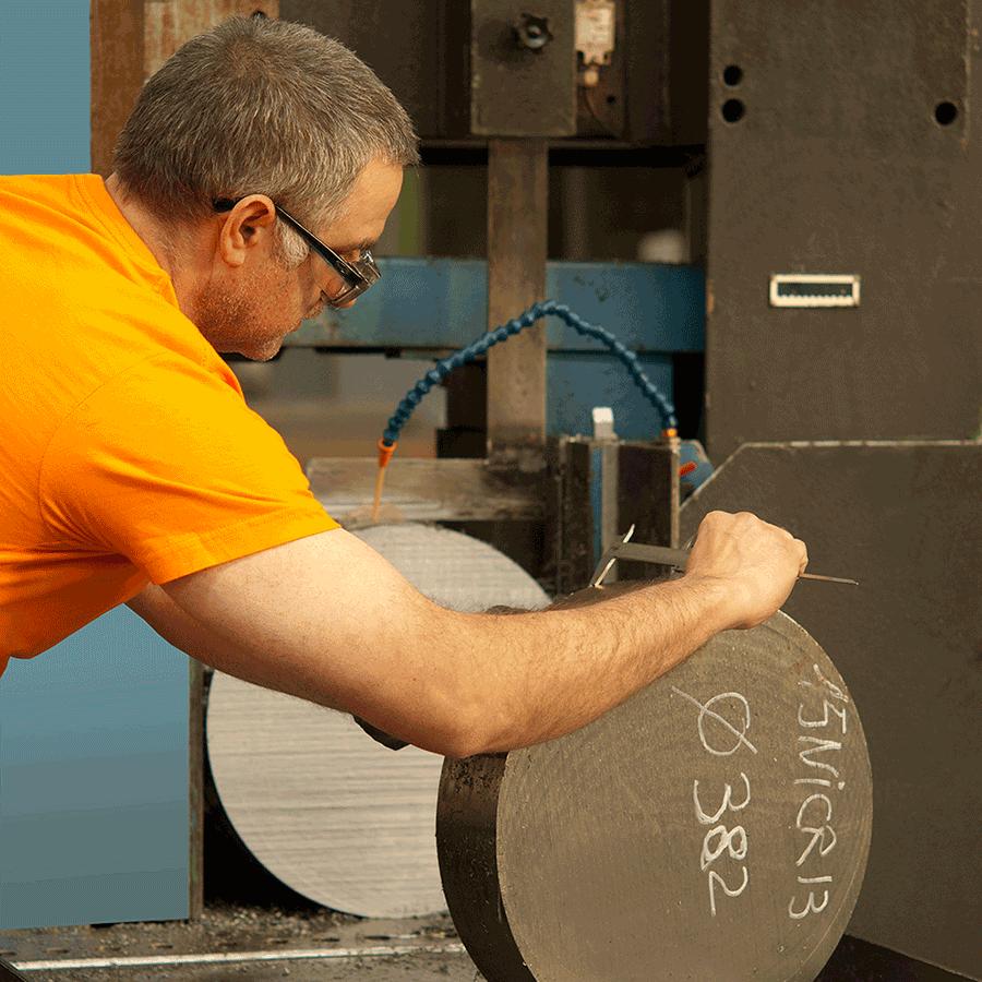 Aceros de cementacion - AUSA Special Steels
