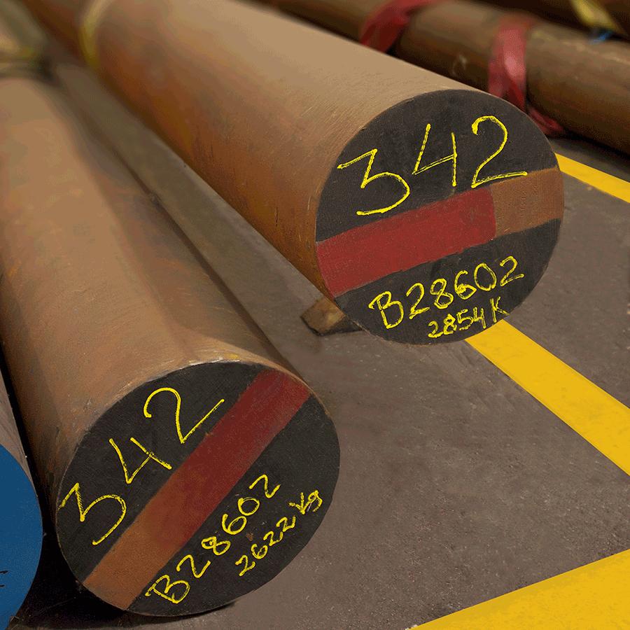 Aceros rodamientos - AUSA Special Steels